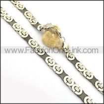 Delicate Silver Plated Necklace n000841
