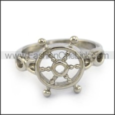 Stainless Steel Casting Ring  r003725