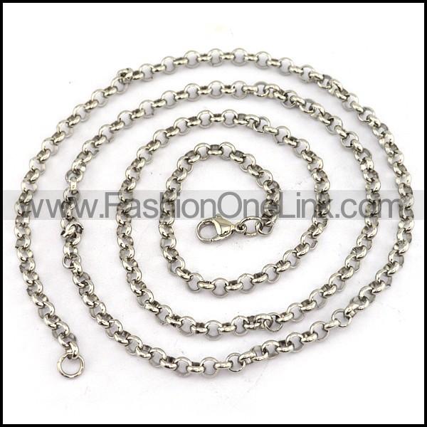 Succinct Small Chain n000591
