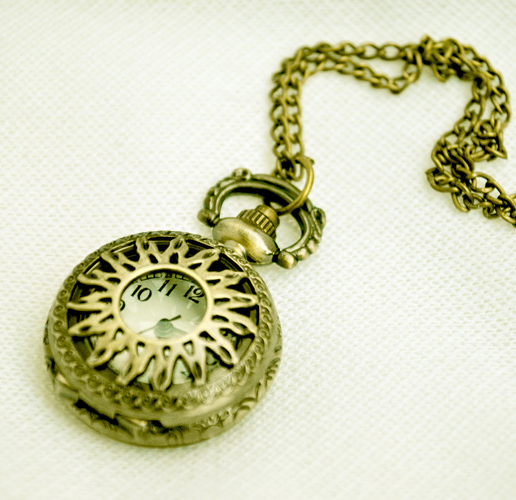 Vintage Pocket Watch Chain PW000294