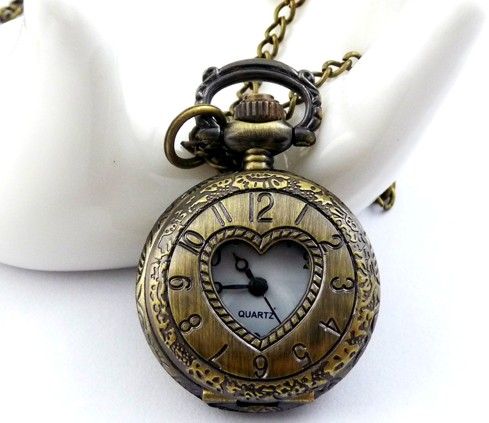 Vintage Pocket Watch Chain PW000342