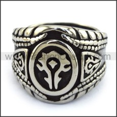 Stainless Steel Casting Ring  r003714