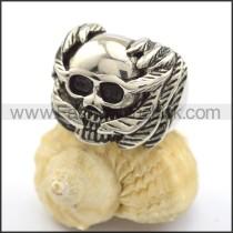 Delicate Skull Ring r001912