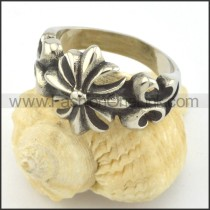 Exquisite Stainless Steel Ring r001449