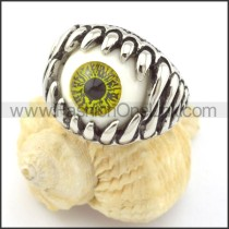 Prong Setting Eye Ring r001304