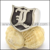 Fashion Stainless Steel Casting Ring r002353