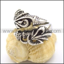 Unique Stainless Steel  Ring  r002157