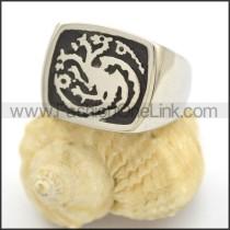Exquisite Casting Ring  r002419