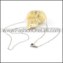 Delicate Stainless Steel Small Chain    n000291
