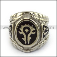 Stainless Steel Casting Ring r003728