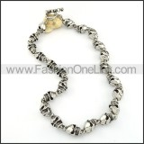 Hot Selling Skull Necklace       n000198
