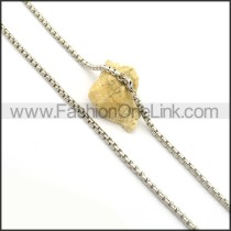 Exquisite Interlocking Small Chain n000969