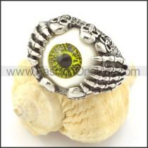 Prong Setting Eye Ring r001300