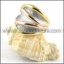 Stainless Steel Comfort Fit Ring r000134
