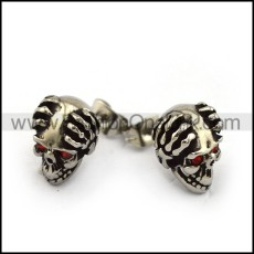 Unique Skull Earrings    e001172