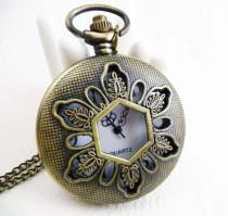 Vintage Pocket Watch Chain PW000272
