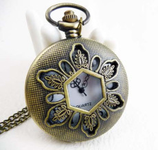 Vintage Pocket Watch Chain PW000272