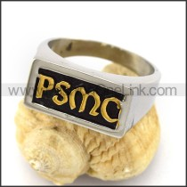 Stainless Steel Casting Ring r003032