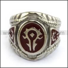 Stainless Steel Casting Ring  r003727