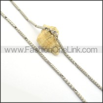 Delicate Fashion Necklace n000686