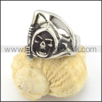 Exquisite Stainless Steel Ring r001466