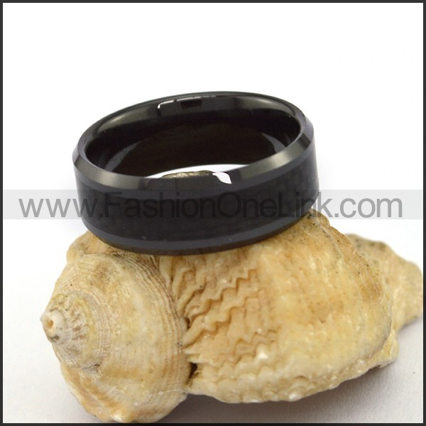 Unique Stainless Steel Casting Ring  r003091