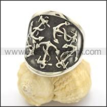 Exquisite Casting Ring    r002422
