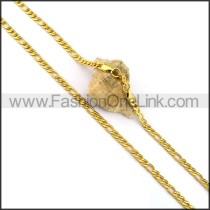 High Quality Gold Plated Necklace n001048