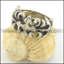 Exquisite Stainless Steel Ring r001443