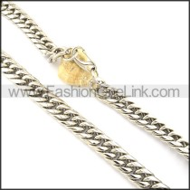 Fashion Stamping Necklace   n000329