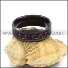 Elegant Stainless Steel Ring r003092