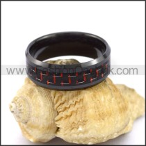 Elegant Stainless Steel Ring r003092