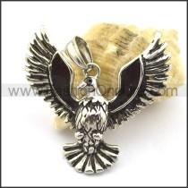 Vivid Stainless Steel Animal Pendant    p001800