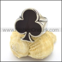Ace of Heart Ring  r001928