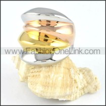 Stainless Steel Comfort Fit Ring r000130