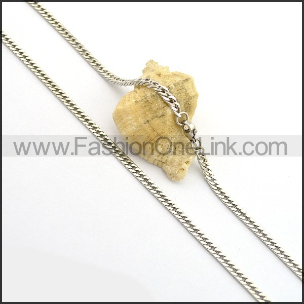 Interlocking Small Chain n000968