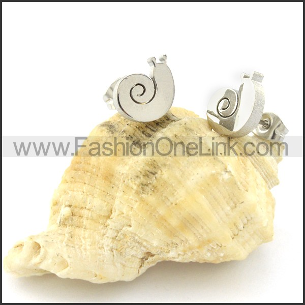 Snail Earrings   e000602