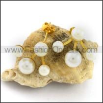 Fashion Pearl Earrings    e001096