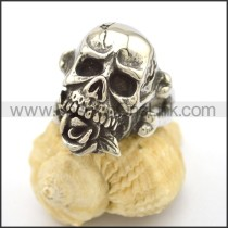 Unique Stainless Steel Skull Ring  r002713