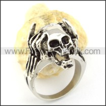 Stainless Steel Fashion Ring r000663