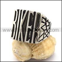 Good Selling Stainless Steel Biker Ring r002957