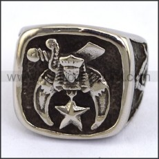 Stainless Steel Casting  Ring r003671