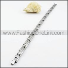 Watch Strap Stainless Steel Casting Bracelet b000063