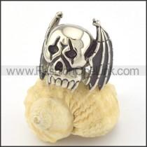 Hot Selling Skull Ring r001333