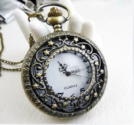 Vintage Pocket Watch Chain PW000211