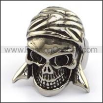Stainless Steel Skull Ring  r003695