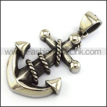 Good Quality Stainless Steel Casting Pendant      p003317