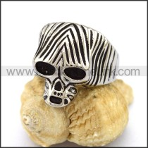Unique Stainless Steel Skull Ring  r003207