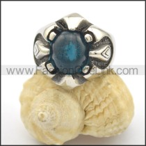 Vintage Stone Ring  r002416