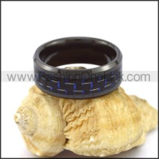 Elegant Stainless Steel Ring r003093